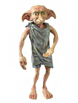 Harry Potter - ohebná figurka Dobby