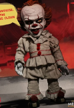 Stephen Kings It (2017) - panenka Pennywise 38 cm | Figures.cz