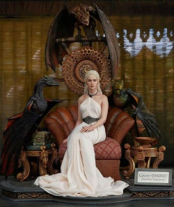 Game of Thrones Statue - 1/4 Daener