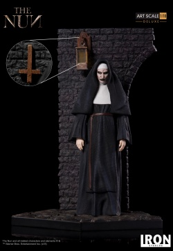 The Nun - Art Scale Statue 1/10 The Nun (Deluxe Version) 19 cm | Figures.cz