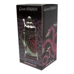 Game of Thrones - bavorský korbel na pivo Targaryen 600 ml | Figures.cz