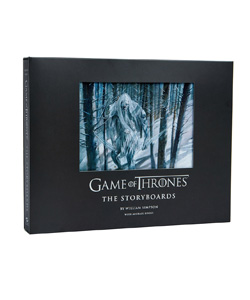 Game of Thrones - kniha Art Book Th