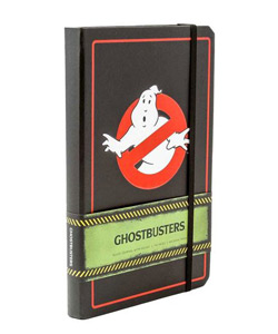 Ghostbusters - zápisník No-Ghost Sy