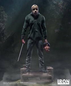 Friday the 13th - Art Scale Statue
