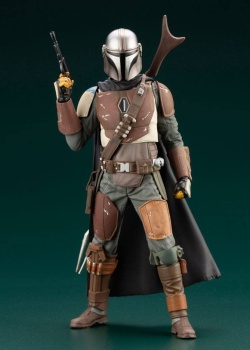 Star Wars The Mandalorian - ARTFX+