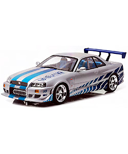 2 Fast 2 Furious - Diecast Model 1/