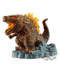 Godzilla King of the Monsters - PVC