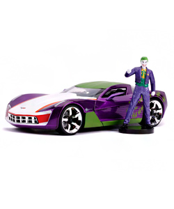 Batman - DC Comics Diecast Model 1/