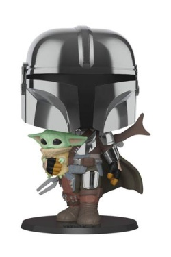 Star Wars The Mandalorian - Super S