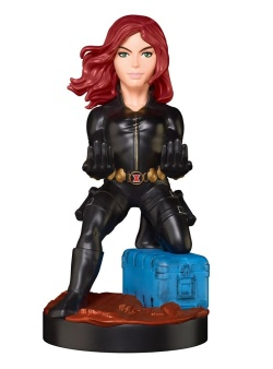 Black Widow - Marvel Cable Guy Blac