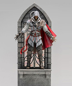 Assassins Creed II - Art Scale Stat