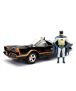Batman - Diecast Model 1/24 1966 Ba