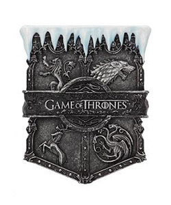 Game of Thrones - magnet Ice Sigil