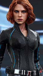 Avengers Age of Ultron - Black Widow Movie Masterpiece 28 cm