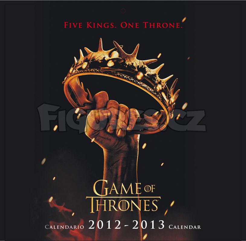 kalendar cervenec 2012 Game Of Thrones   kalendář (červenec 2012   prosinec 2013  kalendar cervenec 2012