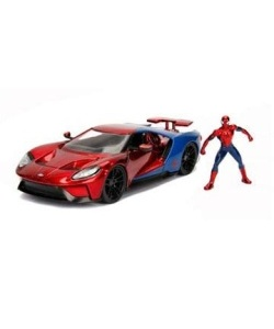 Marvel Diecast Model 1/24 Spider-Ma