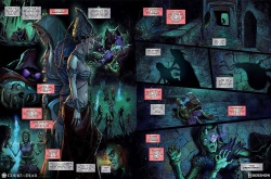 Court of the Dead - Graphic Novel Shadows of the Underworld | Figures.cz