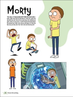 Rick and Morty - Art Book The Art of Rick and Morty | Figures.cz