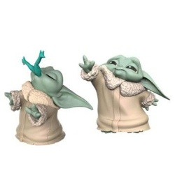 Star Wars Mandalorian - Bounty Collection 2-Pack The Child Froggy Snack & Force Moment 6 cm | Figures.cz