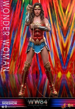 Wonder Woman 1984 - sběratelská fig