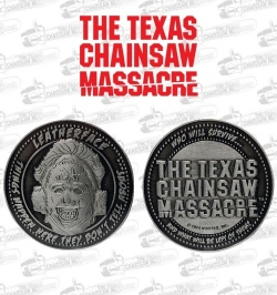 Texas Chainsaw Massacre - sběratels