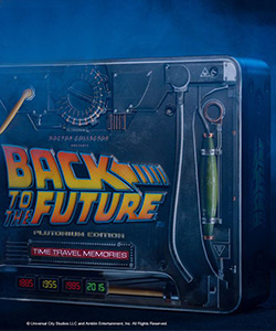 Back To The Future - Time Travel Memories Kit Plutonium Edition | Figures.cz
