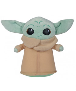 Star Wars The Mandalorian - plyšák Grogu (The Child - Baby Yoda) 18 cm | Figures.cz