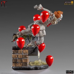 It Chapter Two - Deluxe Art Scale Statue 1/10 Pennywise 21 cm | Figures.cz