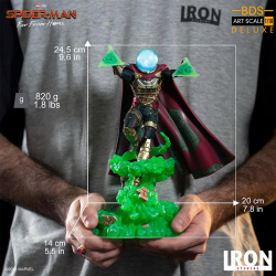 Spider-Man Far From Home - BDS Art Scale Deluxe Statue Mysterio 24 cm | Figures.cz