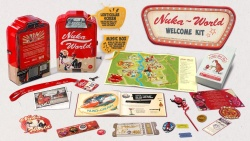 Fallout - Nuka-World Welcome Kit | Figures.cz