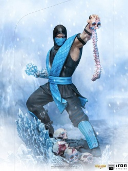 Mortal Kombat - Art Scale Statue 1/